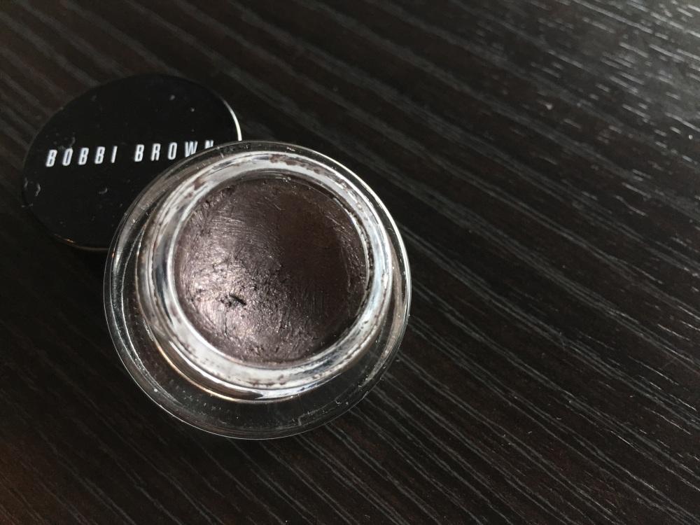 Black Mauve Shimmer Ink