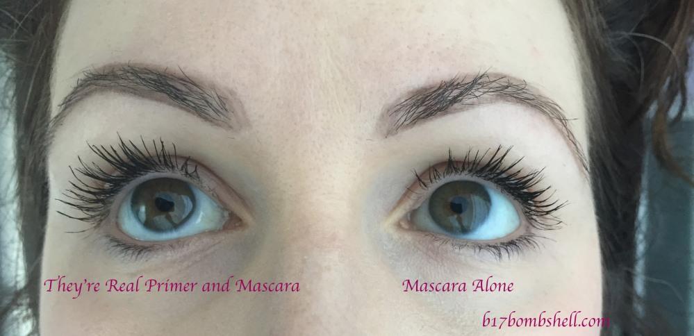 Primer and Mascara